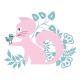 Fleur the Cat - Friendship