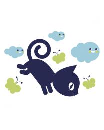 Bleu the Cat - Happiness