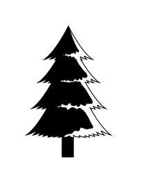 Simple Holiday Tree