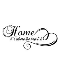 Home is Where the Heart is B