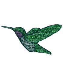 Hummingbird Word Cloud