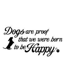Dogs Are Proof