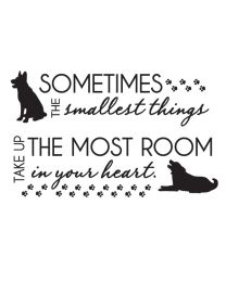 The Smallest Things - Dogs