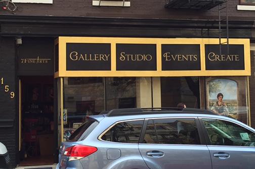 7 Fine Arts Exterior