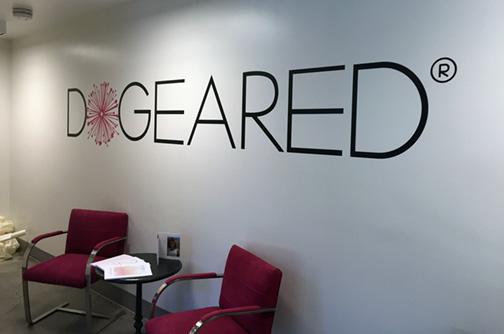 Dogeared Logo
